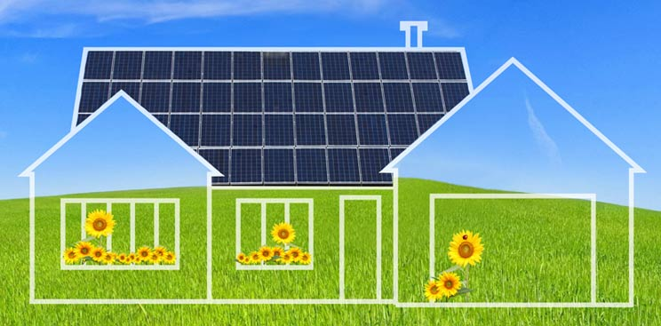 There are numerous advantages of using solar energy as compared to other forms of energy