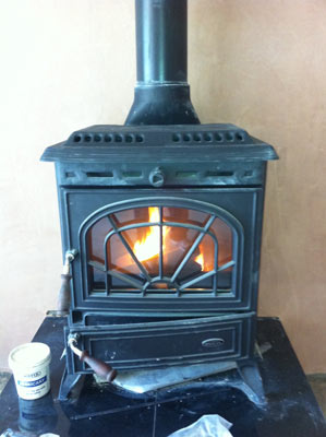 Residential Stove