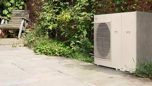 air to water heat pump ireland