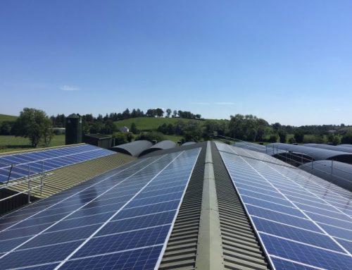 Monaghan Photovoltaic solar system
