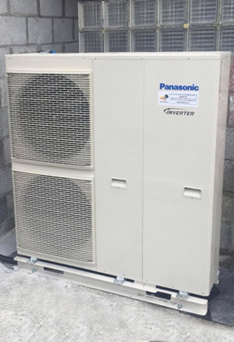 air to water heat pump panasonic kerry
