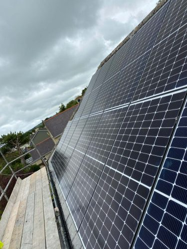 solar ibooste Qcell solar panel photovoltaic system tralee kerry