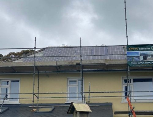 Photovoltaic solar with battery storage and a FREE solar Iboost plus we WAIT on the SEAI grant payment subject to T&Cs