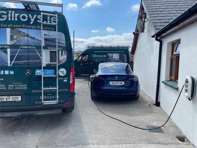 Ev Charger Installation Kerry